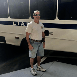 LIAF's Transportation Assists Both Participants and Caregivers