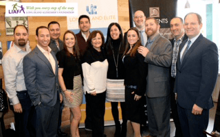 Long Island Alzheimer's Foundation Chosen as Long Island Elite's Charity Partner of the Year