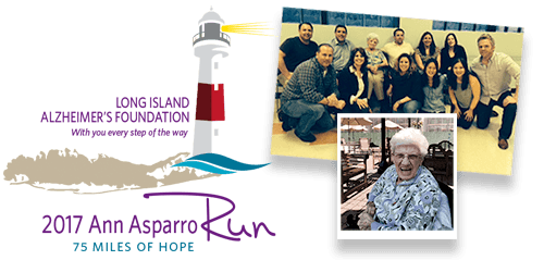 Donate to the Ann Asparro Run